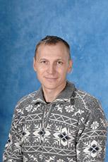 Жмаев Владимир Алексеевич - тренер-преподаватель (баскетбол)
