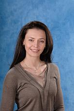Лысак Ольга Сергеевна - тренер-преподаватель (спортивная гимнастика)