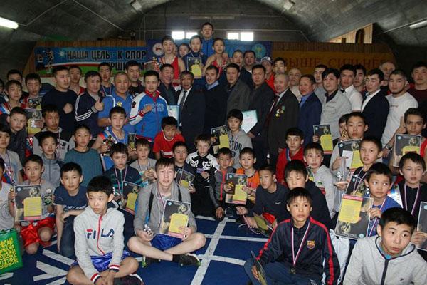 Юные боксеры победители и призеры Берте ринг